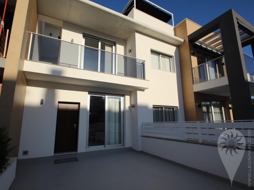 Townhouse · New Build Guardamar · Central