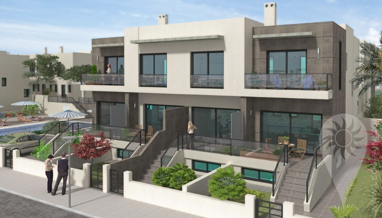 Townhouse - New Build - Benijofar - Benijofar
