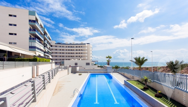 Apartment - New Build - Alicante - Arenales del Sol - Alicante