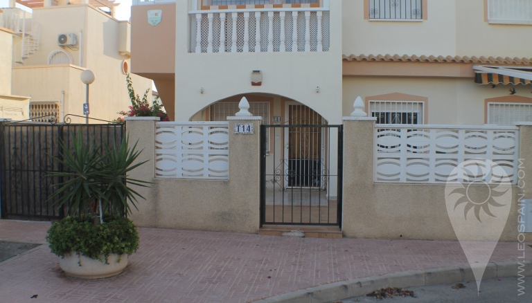 Townhouse - Resale - Orihuela costa - Urbanizacion La Florida